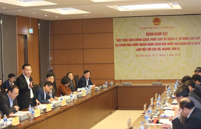 Duy trì Quỹ Phát triển KH&CN quốc gia và Quỹ Đổi mới công nghệ quốc gia là cần thiết - Ảnh 1.