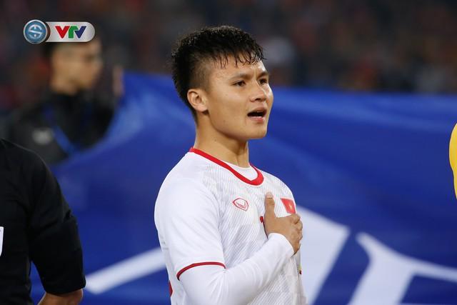 ẢNH: Ghi bàn ở phút bù giờ, U23 Việt Nam giành chiến thắng nghẹt thở trước U23 Indonesia - Ảnh 2.
