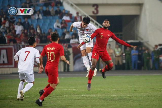 ẢNH: Ghi bàn ở phút bù giờ, U23 Việt Nam giành chiến thắng nghẹt thở trước U23 Indonesia - Ảnh 5.