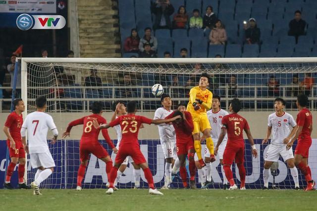 ẢNH: Ghi bàn ở phút bù giờ, U23 Việt Nam giành chiến thắng nghẹt thở trước U23 Indonesia - Ảnh 16.