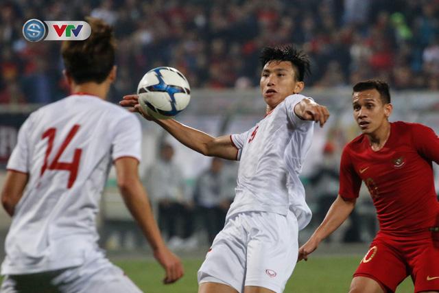 ẢNH: Ghi bàn ở phút bù giờ, U23 Việt Nam giành chiến thắng nghẹt thở trước U23 Indonesia - Ảnh 6.