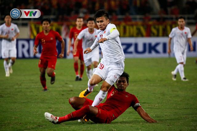 ẢNH: Ghi bàn ở phút bù giờ, U23 Việt Nam giành chiến thắng nghẹt thở trước U23 Indonesia - Ảnh 8.