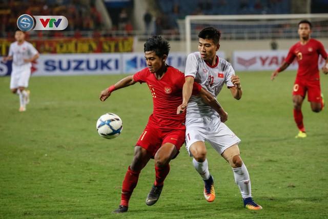 ẢNH: Ghi bàn ở phút bù giờ, U23 Việt Nam giành chiến thắng nghẹt thở trước U23 Indonesia - Ảnh 10.