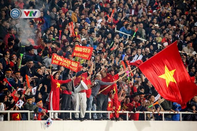 ẢNH: Ghi bàn ở phút bù giờ, U23 Việt Nam giành chiến thắng nghẹt thở trước U23 Indonesia - Ảnh 20.