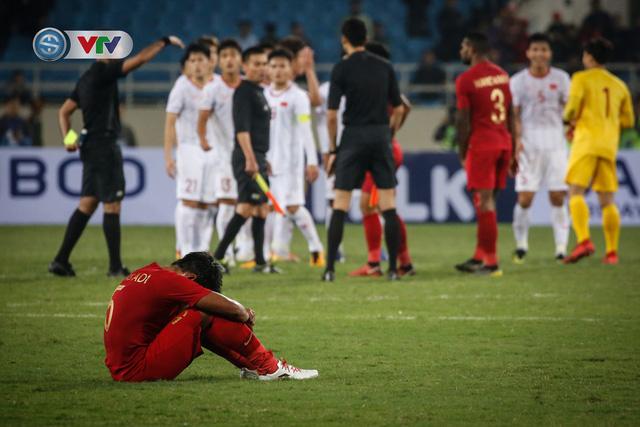 ẢNH: Ghi bàn ở phút bù giờ, U23 Việt Nam giành chiến thắng nghẹt thở trước U23 Indonesia - Ảnh 21.