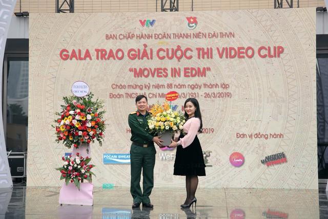 Moves in EDM - Sôi động cùng sức trẻ VTV - Ảnh 12.