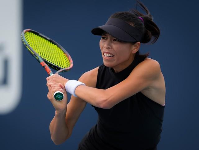 Anett Kontaveit buộc Hsieh Su Wei dừng bước ở tứ kết Miami mở rộng 2019 - Ảnh 1.