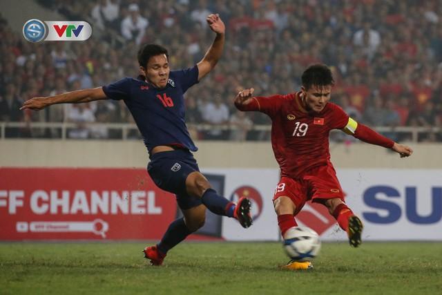 ẢNH: Đại thắng U23 Thái Lan, U23 Việt Nam giành vé tham dự VCK U23 châu Á 2020 - Ảnh 14.