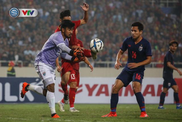 ẢNH: Đại thắng U23 Thái Lan, U23 Việt Nam giành vé tham dự VCK U23 châu Á 2020 - Ảnh 15.