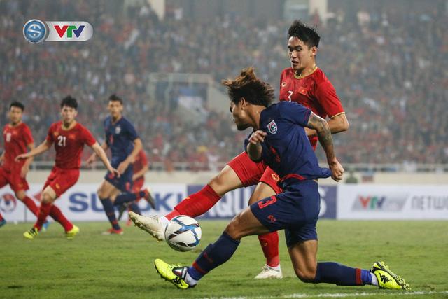 ẢNH: Đại thắng U23 Thái Lan, U23 Việt Nam giành vé tham dự VCK U23 châu Á 2020 - Ảnh 3.