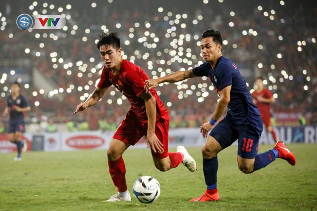 ẢNH: Đại thắng U23 Thái Lan, U23 Việt Nam giành vé tham dự VCK U23 châu Á 2020 - Ảnh 4.