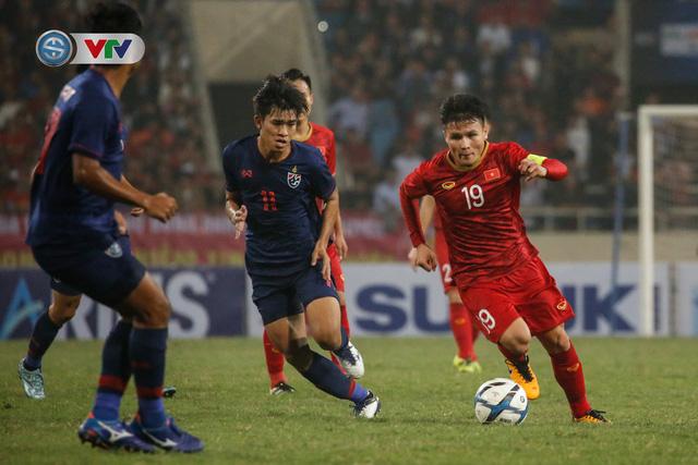 ẢNH: Đại thắng U23 Thái Lan, U23 Việt Nam giành vé tham dự VCK U23 châu Á 2020 - Ảnh 8.