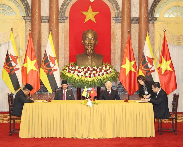 Đưa quan hệ Việt Nam - Brunei lên tầm đối tác toàn diện - Ảnh 3.