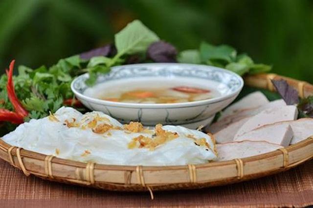 Bánh cuốn Thanh Trì - món ăn không thể không thử khi đến Hà Nội - Ảnh 3.