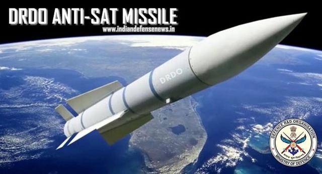 Ấn Độ lần đầu bắn hạ vệ tinh ngoài quỹ đạo trái đất - Ảnh 1.