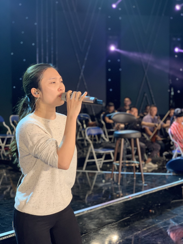 Thí sinh Sao mai 2019 say sưa tập luyện cho đêm chung kết 2 - Ảnh 5.