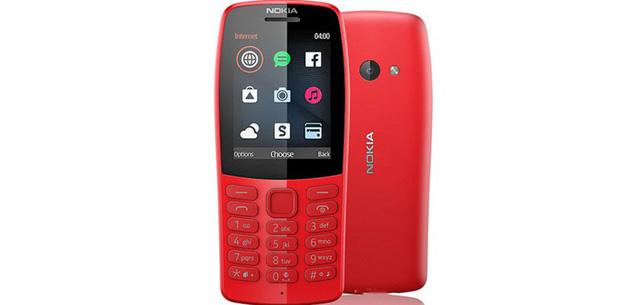 Cục gạch Nokia 210 lên kệ tại Việt Nam với giá gần 800.000 đồng - Ảnh 1.