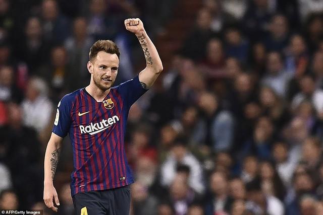 Siêu kinh điển: Barcelona thắng tối thiểu Real Madrid tại Bernabeu - Ảnh 1.