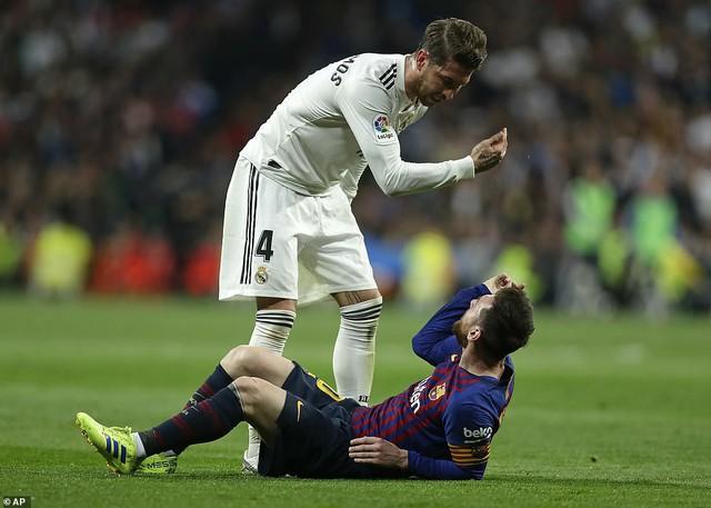 Siêu kinh điển: Barcelona thắng tối thiểu Real Madrid tại Bernabeu - Ảnh 5.