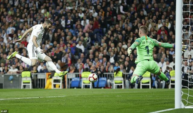 Siêu kinh điển: Barcelona thắng tối thiểu Real Madrid tại Bernabeu - Ảnh 8.
