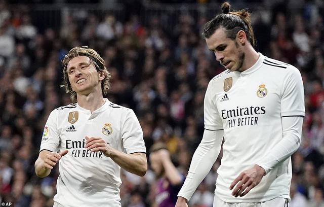 Siêu kinh điển: Barcelona thắng tối thiểu Real Madrid tại Bernabeu - Ảnh 12.