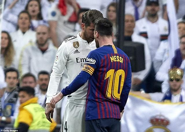 Siêu kinh điển: Barcelona thắng tối thiểu Real Madrid tại Bernabeu - Ảnh 11.