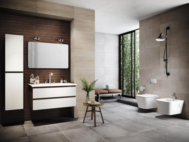 Mẫu thiết kế phòng tắm mở khiến bạn mê mẩn - Ảnh 4.