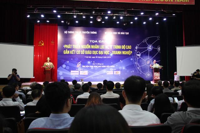 """Việt Nam thiếu 400.000 lao động CNTT: Đã đến lúc """"2 là 1"""" - Ảnh 3."""