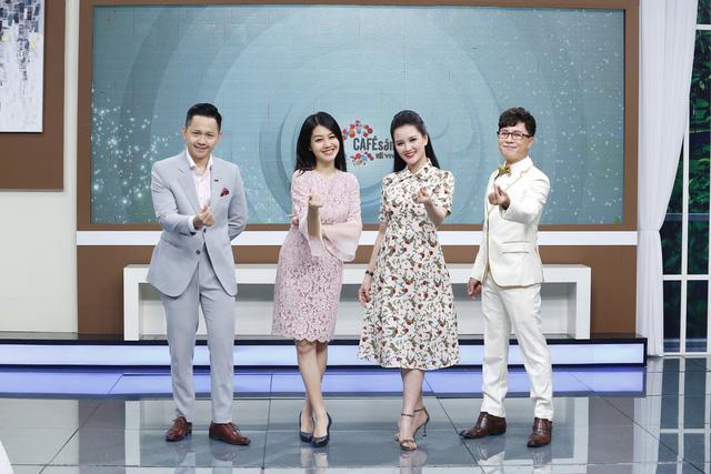 """MC Huyền Châu: """"VTV3 là gia đình thứ hai của tôi"""" - Ảnh 2."""