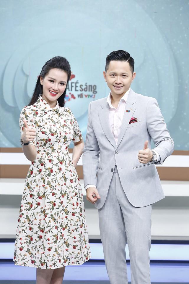 """MC Huyền Châu: """"VTV3 là gia đình thứ hai của tôi"""" - Ảnh 3."""