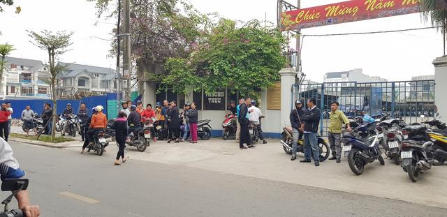 Vụ án mạng khiến 4 người thương vong ở Nam Định: Có thể do mâu thuẫn làm ăn - Ảnh 1.