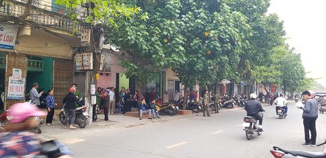 Vụ án mạng khiến 4 người thương vong ở Nam Định: Có thể do mâu thuẫn làm ăn - Ảnh 2.