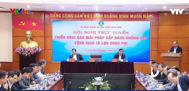 Thủ tướng Nguyễn Xuân Phúc: Phải chống dịch tả lợn châu Phi như chống giặc - Ảnh 1.