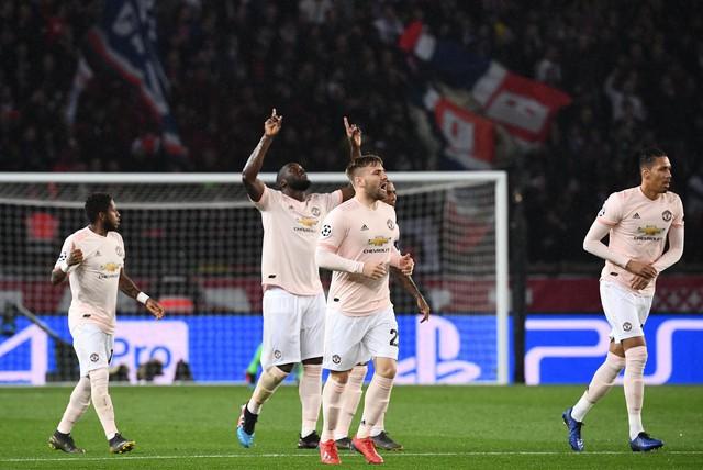 ẢNH: Man Utd thắng kịch tính PSG nhờ VAR để giành quyền vào tứ kết UEFA Champions League - Ảnh 11.