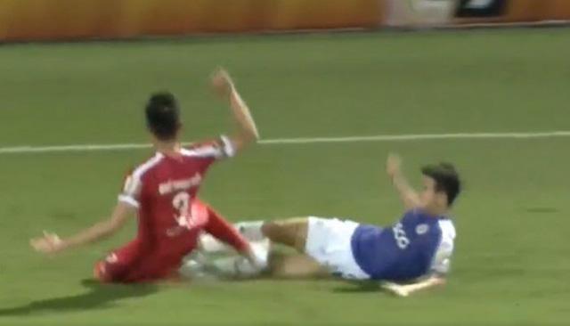 CLB Viettel đình chỉ thi đấu Quế Ngọc Hải sau trận derby Hà Nội - Ảnh 2.