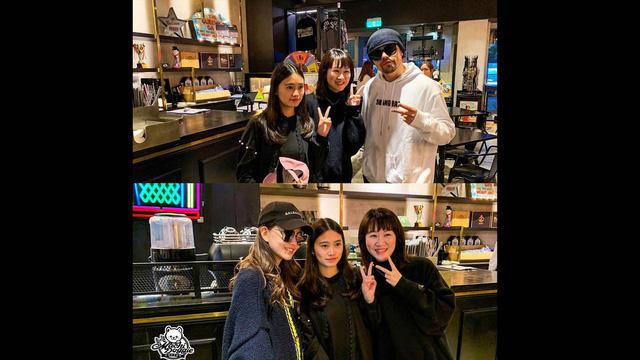 Vợ Châu Kiệt Luân đóng cửa tiệm cà phê vì tiền thuê mặt bằng quá cao - Ảnh 1.