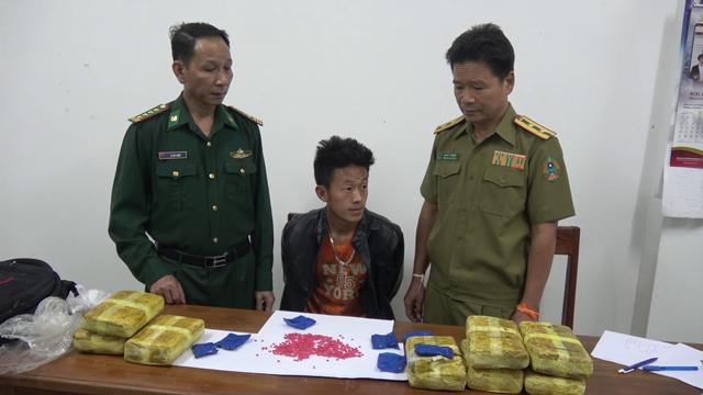 Phá chuyên án thu giữ 90.000 viên ma túy ở biên giới Việt - Lào - Ảnh 2.