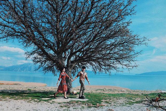 Ngắm không chán mắt loạt ảnh Bình An - Á hậu Phương Nga rủ nhau đi trốn ở Thổ Nhĩ Kỳ - Ảnh 1.