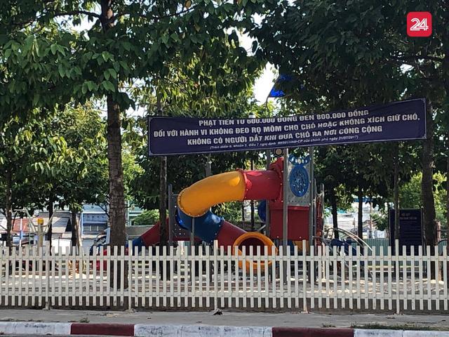 Bắt nghi phạm hiếp dâm và dâm ô 2 bé gái trong công viên - Ảnh 1.
