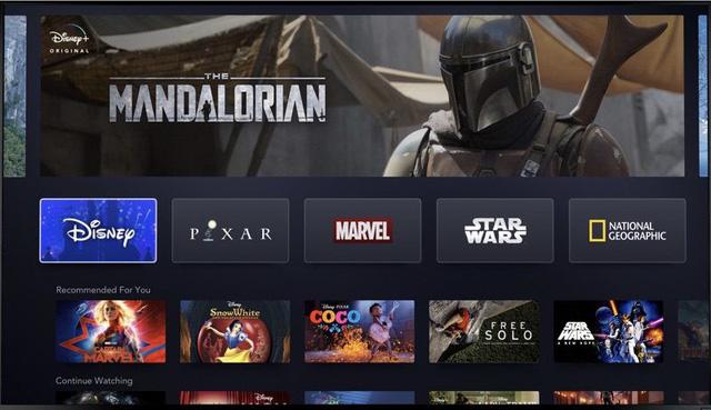 Netfilx và Apple TV+ đụng hàng cứng: Disney ra mắt dịch vụ Disney+, giá 6,99 USD/tháng - Ảnh 1.