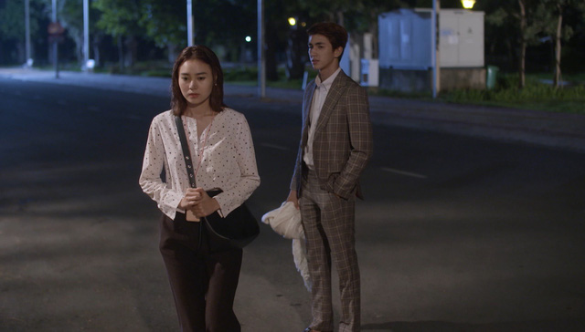 Mối tình đầu của tôi - Tập 46: Dù bị thương vì tai nạn, Minh Huy vẫn trốn bệnh viện chạy đến bên lúc An Chi buồn - Ảnh 3.