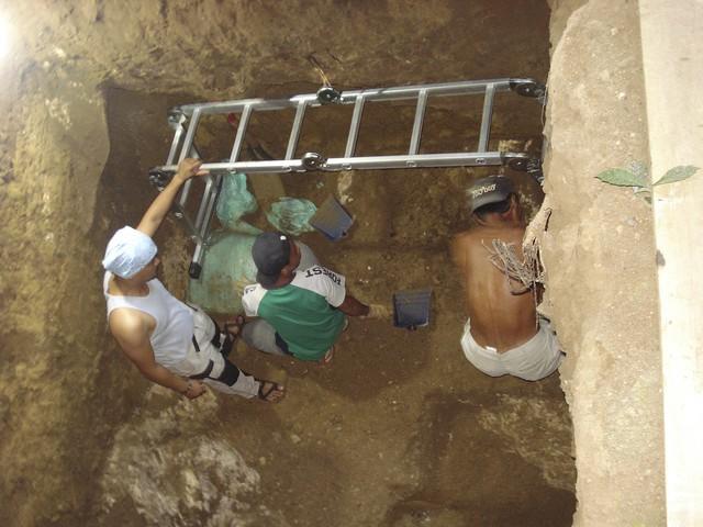 Tìm thấy dấu vết lớp người cổ mới trong hang động Philippines - Ảnh 3.