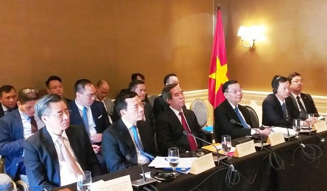 Doanh nghiệp công nghệ Mỹ muốn hợp tác về KH&CN và đổi mới sáng tạo với Việt Nam - Ảnh 1.