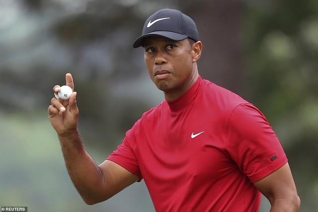 Tiger Woods lần thứ 5 vô địch The Masters - Ảnh 2.