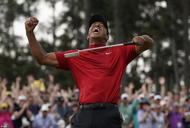 Tiger Woods lần thứ 5 vô địch The Masters - Ảnh 4.