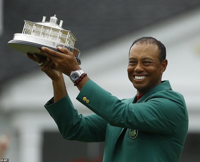 Tiger Woods lần thứ 5 vô địch The Masters - Ảnh 8.