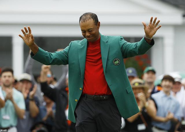 Tiger Woods lần thứ 5 vô địch The Masters - Ảnh 7.
