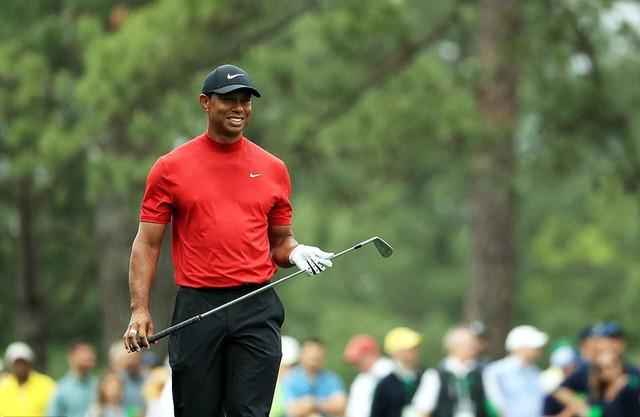 Tiger Woods lần thứ 5 vô địch The Masters - Ảnh 1.
