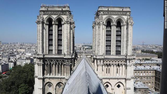 Những hiện vật quý của Nhà thờ Đức Bà Paris trước khi bị ngọn lửa tàn phá - Ảnh 3.