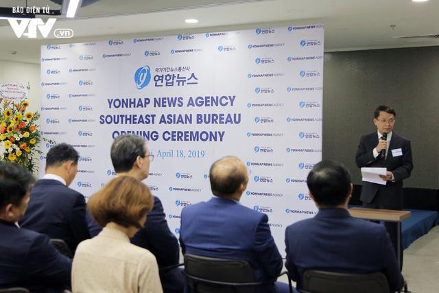 Hãng thông tấn Yonhap (Hàn Quốc) khai trương Văn phòng khu vực Đông Nam Á tại Hà Nội - Ảnh 3.